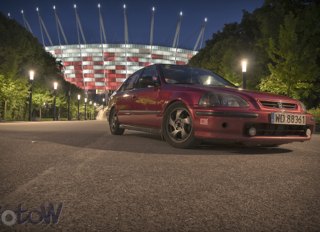 Honda Civic VI gen